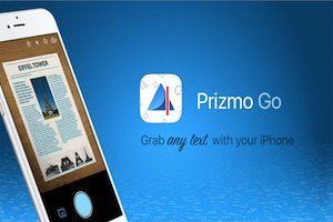 App Prizmo Go
