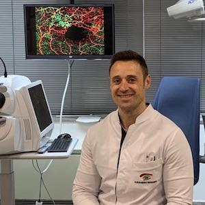 Control de miopía Orto-K alcorcón Alejandro Montero