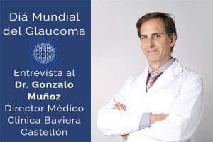 Doctor Gonzalo Muñoz especialista en Glaucoma