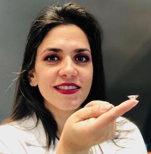 Silvia Delgado - contactología madrid