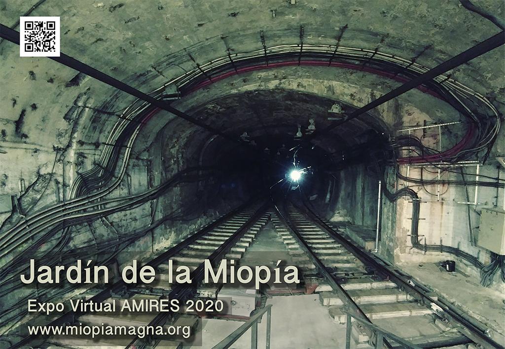 1 CARTEL JARDIN DE LA MIOPÍA. AMIRES 2020 1024