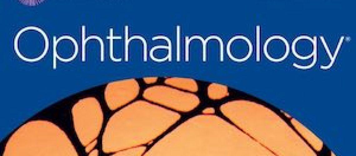 Publicación Ophtalmology
